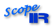 ScopeIIR Logo